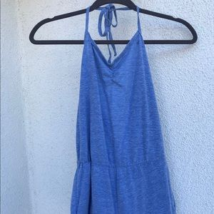 Blue Casual Romper from American Apparel